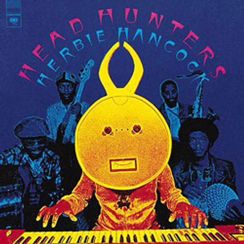 Pop LP 200g - Herbie Hancock: Head Hunters. Acoustic Sounds AS08433, Cat.# AS AAPJ 084-33, format 1LP 200g 33rpm. Barcode 0753088008412. More info on www.sepeaaudio.com