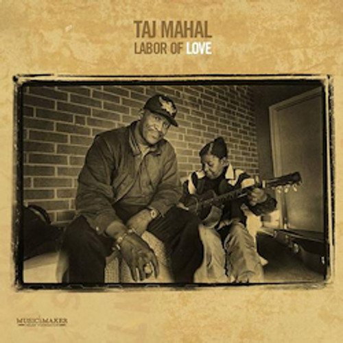 Pop LP 200g - Taj Mahal: Labor Of Love. Acoustic Sounds AS113, Cat.# AS AAPB 113-33, format 2LPs 200g 33rpm. Barcode 0753088011313. More info on www.sepeaaudio.com