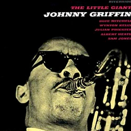 Jazz LP 180g - Johnny Griffin: The Little Giant (45rpm-edition). Acoustic Sounds AS1149, Cat.# AS AJAZ 1149-45, format 2LPs 180g 45rpm. Barcode 0753088114915. More info on www.sepeaaudio.com