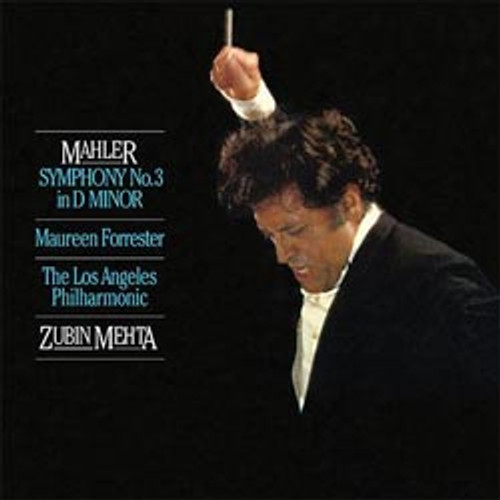 Classical  LP 200g - Mahler: Symphony No. 3. Acoustic Sounds AS117, Cat.# AS AAPC 117-33, format 2LPs 200g 33rpm. Barcode 0753088117015. More info on www.sepeaaudio.com