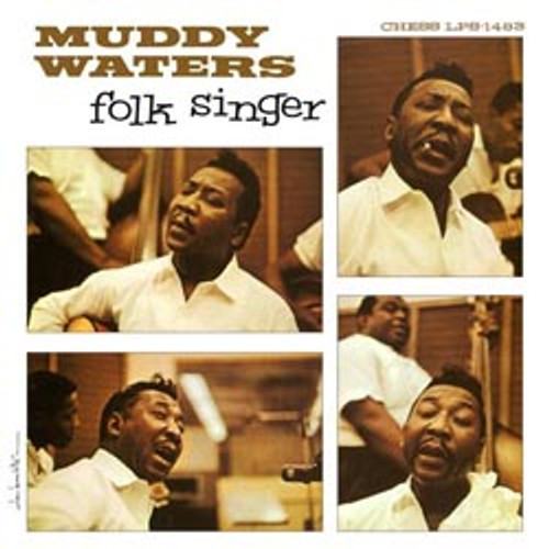 Pop LP 200g - Muddy Waters: Folk Singer (33rpm-edition). Acoustic Sounds AS148333, Cat.# AS AAPB 1483-33, format 1LP 200g 33rpm. Barcode 0753088148316. More info on www.sepeaaudio.com