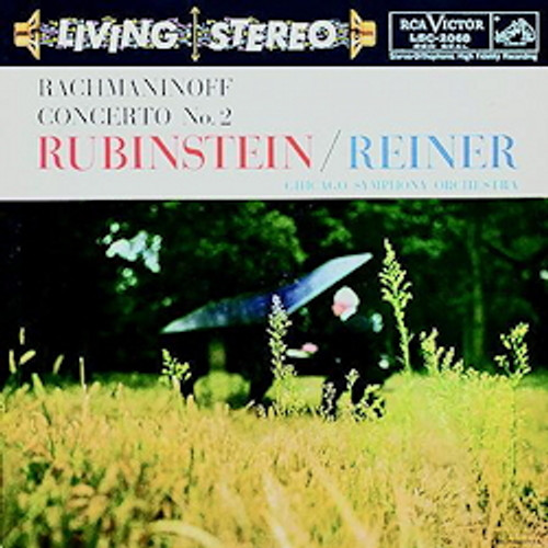 Classical  LP 200g - Rachmaninoff: Piano Concerto No. 2. Acoustic Sounds AS206833, Cat.# AS AAPC 2068-33, format 1LP 200g 33rpm. Barcode 0753088206818. More info on www.sepeaaudio.com