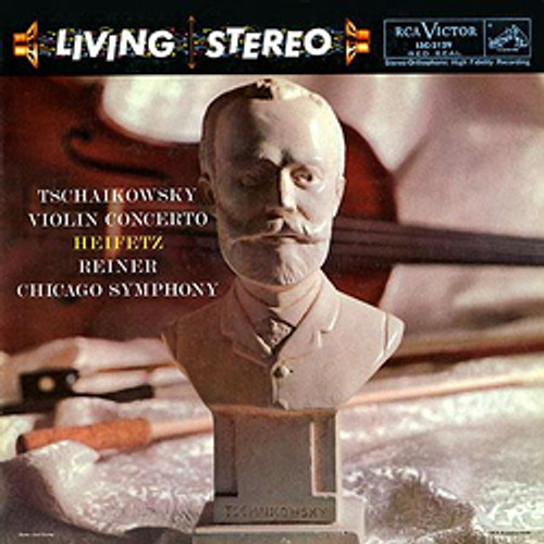 0753088212918 LP 180g - Tchaikovsky: Violin Concerto. Acoustic Sounds AS2129, Cat.# AS AAPC 2129-33, format 1LP 180g 33rpm. Barcode Classical . More info on www.sepeaaudio.com