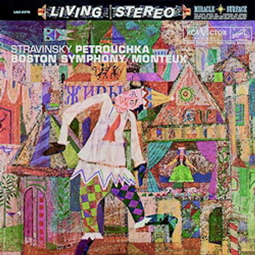 0753088237614 LP 200g - Stravinsky: Petrouchka. Acoustic Sounds AS237633, Cat.# AS AAPC 2376-33, format 1LP 200g 33rpm. Barcode Classical . More info on www.sepeaaudio.com