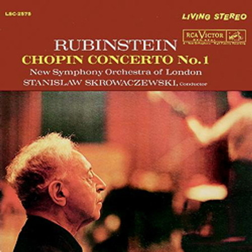 Classical  LP 200g - Chopin: Piano Concerto No. 1. Acoustic Sounds AS257533, Cat.# AS AAPC 2575-33, format 1LP 200g 33rpm. Barcode 0753088257513. More info on www.sepeaaudio.com