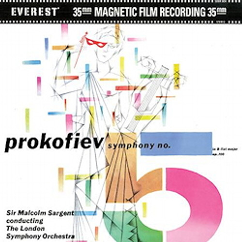 0753088303418 LP 200g - Prokofiev: Symphony No. 5. Acoustic Sounds AS303445, Cat.# AS AEVC 3034-45, format 2LPs 200g 45rpm. Barcode Classical . More info on www.sepeaaudio.com
