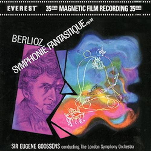 Classical  LP 200g - Berlioz: Symphonie Fantastique (45rpm-edition). Acoustic Sounds AS303745, Cat.# AS AEVC 3037-45, format 2LPs 200g 45rpm. Barcode 0753088303715. More info on www.sepeaaudio.com