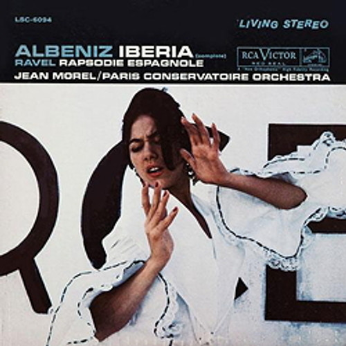 Classical  LP 200g - Albeniz: Iberia. Acoustic Sounds AS609433, Cat.# AS AAPC 6094-33, format 2LPs 200g 33rpm. Barcode 0753088609411. More info on www.sepeaaudio.com