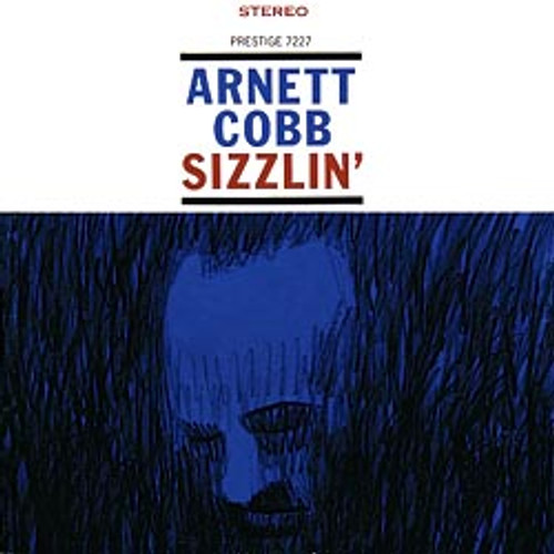 Jazz LP 180g - Arnett Cobb: Sizzlin' (45rpm-edition). Acoustic Sounds AS7227, Cat.# AS AJAZ 7227-45, format 2LPs 180g 45rpm. Barcode 0753088722714. More info on www.sepeaaudio.com