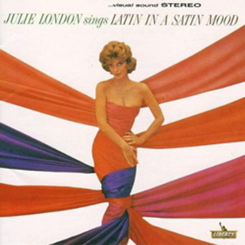 Pop LP 200g - Julie London: Latin In A Satin Mood. Acoustic Sounds AS727833, Cat.# AS AAPP 7278-33, format 1LP 200g 33rpm. Barcode 0753088727818. More info on www.sepeaaudio.com