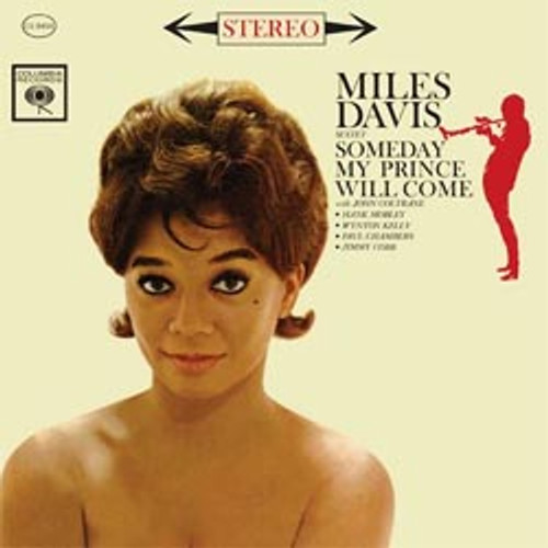 Jazz LP 200g - Miles Davis: Someday My Prince Will Come. Acoustic Sounds AS845633, Cat.# AS AAPJ 8456-33, format 1LP 200g 33rpm. Barcode 0753088003516. More info on www.sepeaaudio.com