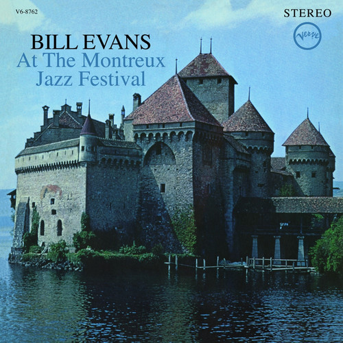 Jazz LP 200g - Bill Evans: At The Montreux Jazz Festival. Acoustic Sounds AS876233, Cat.# AS AAPJ 8762-33, format 1LP 200g 33rpm. Barcode 0753088876219. More info on www.sepeaaudio.com