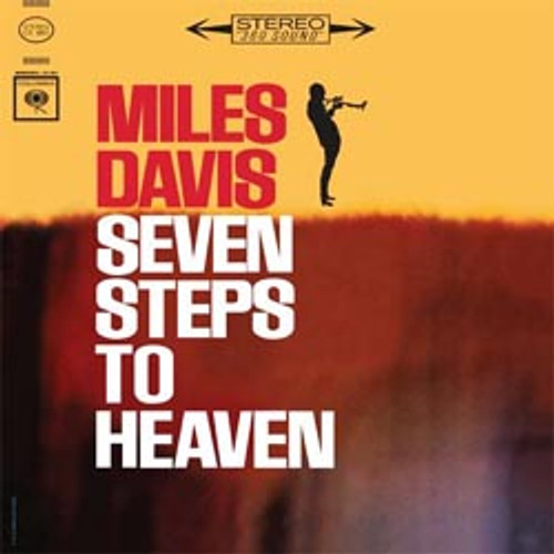 Jazz LP 200g - Miles Davis: Seven Steps To Heaven. Acoustic Sounds AS885133, Cat.# AS AAPJ 8851-33, format 1LP 200g 33rpm. Barcode 0753088001710. More info on www.sepeaaudio.com