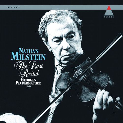 Classical  LP 180g - Nathan Milstein: The Last Recital. Analogphonic CL0008, Cat.# Analogphonic PWC2L-0008, format 2LPs 180g 33rpm. Barcode 8809355974828. More info on www.sepeaaudio.com