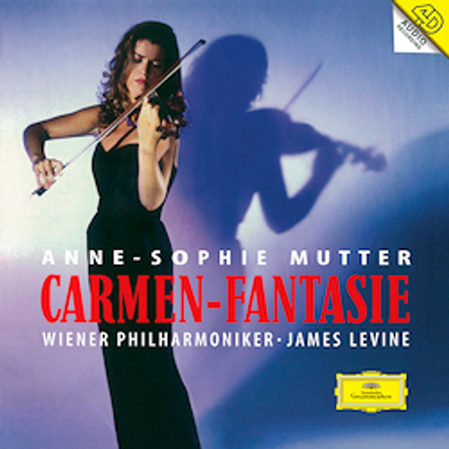 Classical  LP 180g - Sarasate: Carmen Fantasie. Analogphonic CL40038, Cat.# Analogphonic LP 40038, format 2LPs 180g 33rpm. Barcode 8808678121919. More info on www.sepeaaudio.com