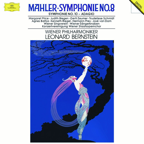 Classical  LP 180g - Mahler: Symphonies Nos. 8 & 10 (Adagio). Analogphonic CL43016, Cat.# Analogphonic LP 43016, format 3LPs 180g 33rpm. Barcode 8808678160161. More info on www.sepeaaudio.com