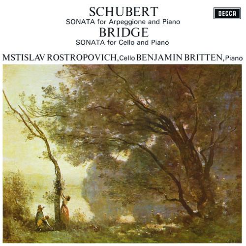 Classical  LP 180g - Schubert / Bridge: Sonatas. Analogphonic CL43039, Cat.# Analogphonic LP 43039, format 1LP 180g 33rpm. Barcode 8808678160390. More info on www.sepeaaudio.com