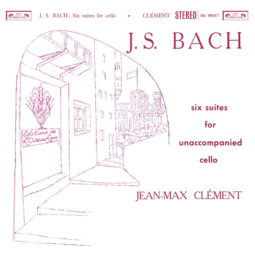 Classical  LP 180g - Bach: Six Suites for Unaccompanied Cello. Analogphonic CL43064, Cat.# Analogphonic LP 43064, format 2LPs 180g 33rpm. Barcode 8808678160642. More info on www.sepeaaudio.com