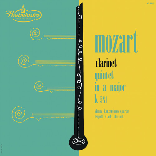 Classical  LP 180g - Mozart: Clarinet Quintet. Analogphonic CL43085, Cat.# Analogphonic LP 43085, format 1LP 180g 33rpm. Barcode 8808678160857. More info on www.sepeaaudio.com
