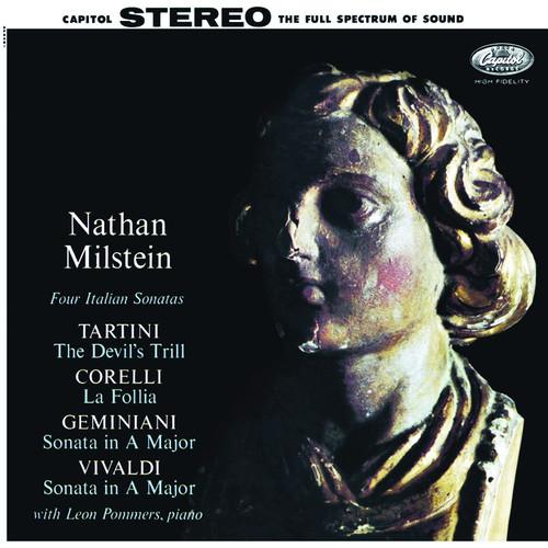 Classical  LP 180g - Tartini, Vivaldi, Corelli, a.o.: Italian Sonatas. Analogphonic CL43088, Cat.# Analogphonic LP 43088, format 1LP 180g 33rpm. Barcode 8808678160888. More info on www.sepeaaudio.com
