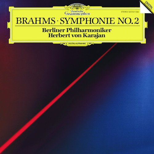 Classical  LP 180g - Brahms: Symphony No. 2. Analogphonic CL43094, Cat.# Analogphonic LP 43094, format 1LP 180g 33rpm. Barcode 8808678160949. More info on www.sepeaaudio.com