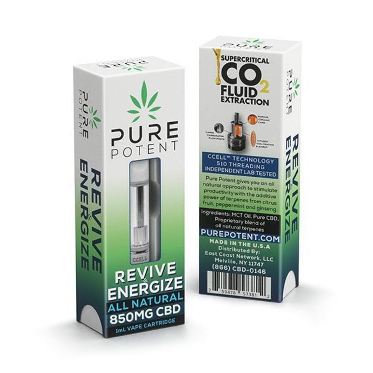 CBD Vape Revive & Energize