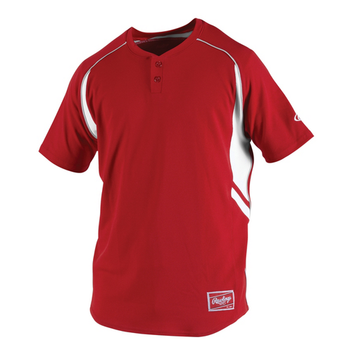 Rawlings Two-Button Jersey
