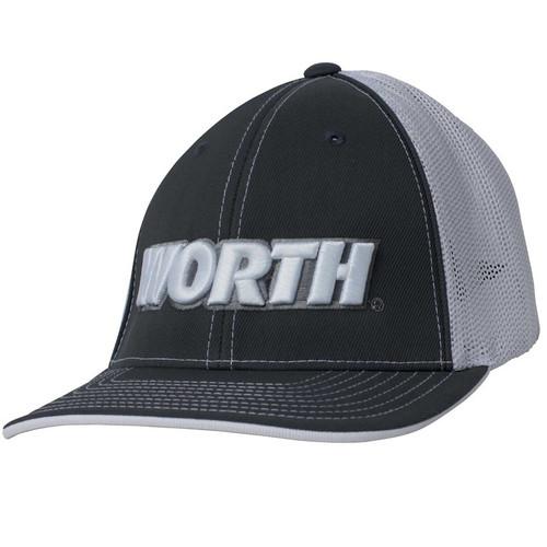 Worth Hats Black/White