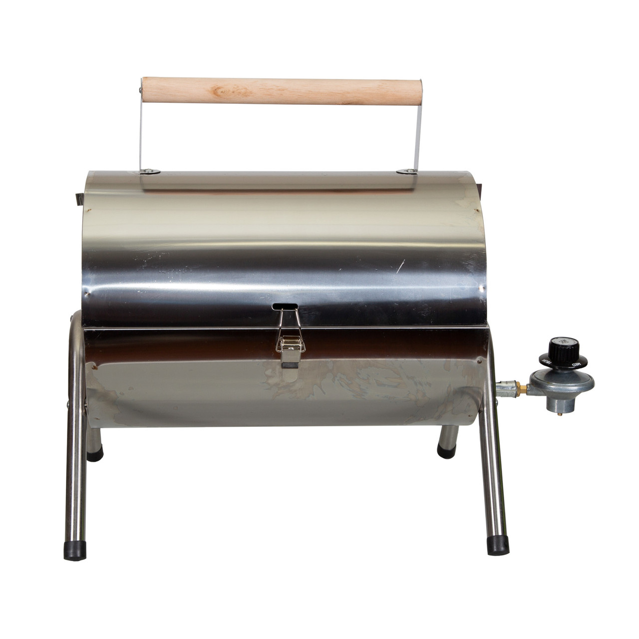 Details about  /Stansport STAINLESS STEEL PROPANE BBQ GRILL