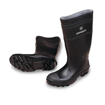 Steel Toe Knee Boot