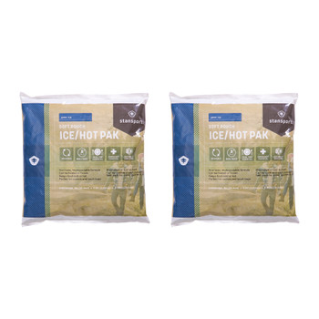 Soft Pouch Ice/Hot Pak Large - 2 Pack