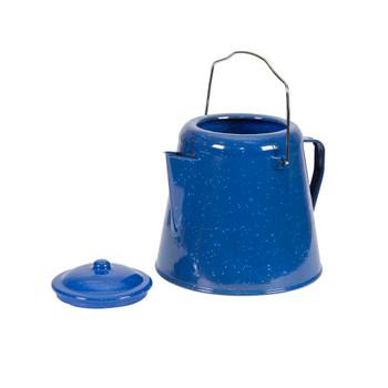 Enamel Percolator Coffee Pot 20 Cup