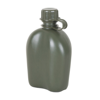 32 Oz. Plastic Canteen with Cover