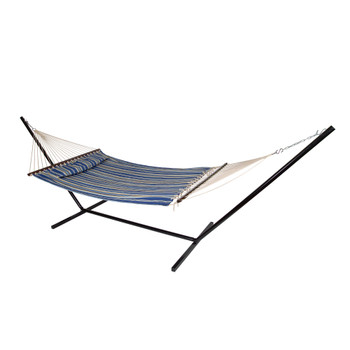 Sunset Quilted Single/Double Padded Hammock