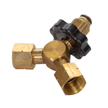 Bulk Tank Y Connector Female Fittings