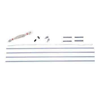 Tent Pole Replacement Kits - 7mm