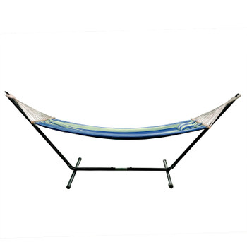 Cayman Oversized Single Hammock & Stand Combo