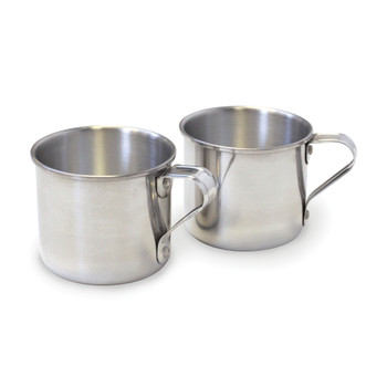 Aluminum Drink Cups - 2 Pack