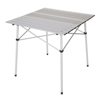 Aluminum Slat Table