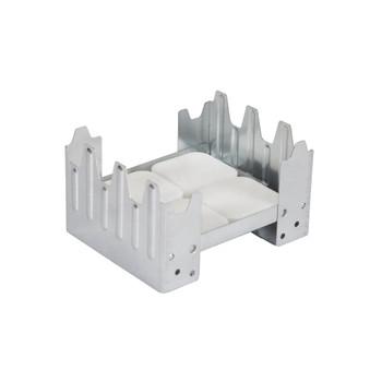 Portable Fold-a-Stove