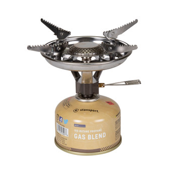 ISO-Butane Backpack Stove