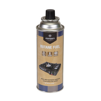 Butane Gas 8 OZ Cartridge