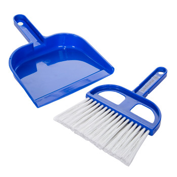 Camper's Whiskbroom & Dustpan