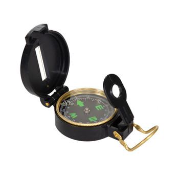Lensatic Compass Plastic