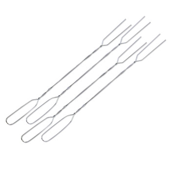 20-Inch Grill Forks - 4 Pack