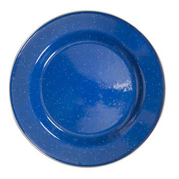 """Enamel Dinner Plate 10.25"""" Diameter"""