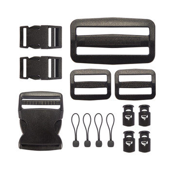 14-Piece Webbing & Cordage Accessory Kit