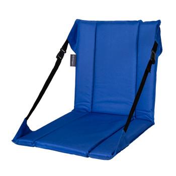 Folding Stadium Seat - Blue
