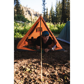 Scout Backpack Tent - Orange