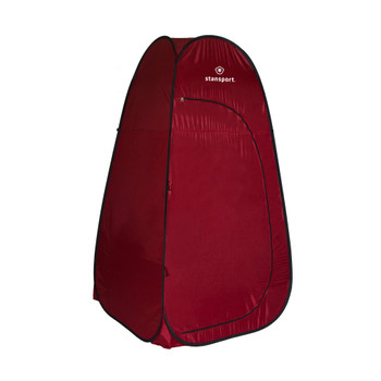 Pop-Up Privacy Shelter - Red